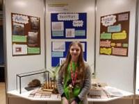 """Hannah und die Igel - OSK Schülerin gewinnt bei """"Jugend forscht"""""""