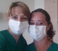 OSK Lehrerinnen im Krankenhauseinsatz während der Corona-Krise